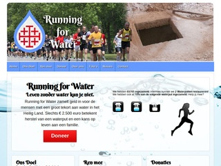 Running for Water
